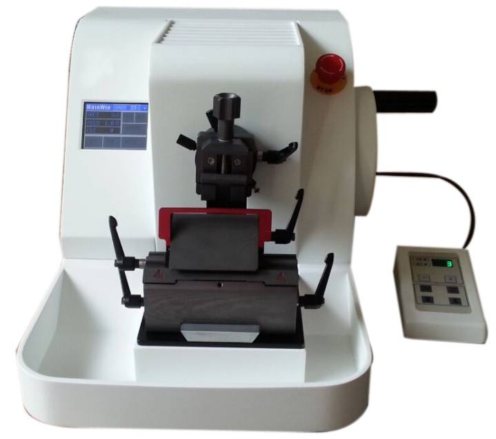 BZ-650 Automated Microtome With Wide Thickness, Leica Quality