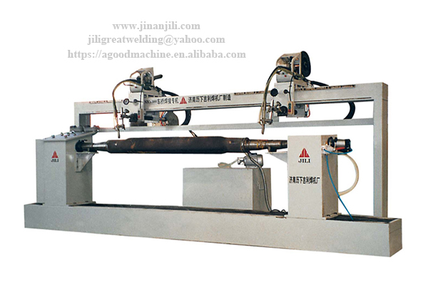 Special-purpose Welding Machine for Auto-Axle