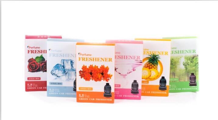 car freshener gel