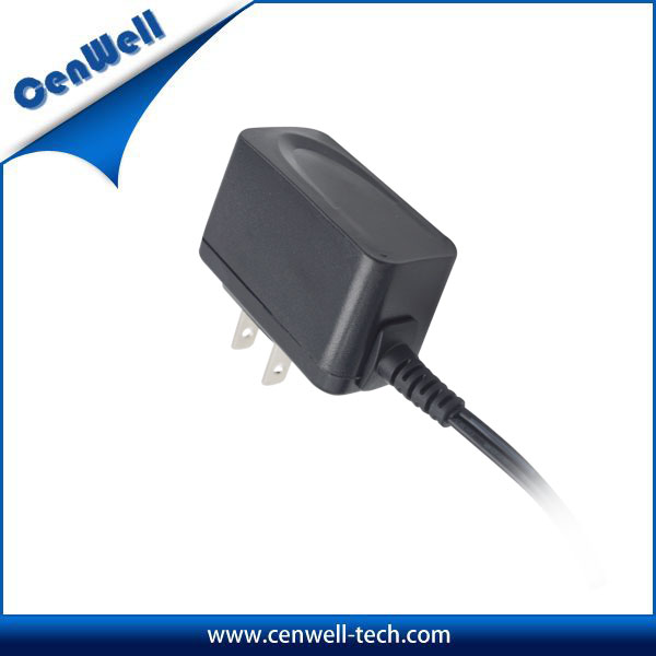 9V 0.5A Wall Ac Adapter from Cenwell for Set Top Box with US EU AU UK KC Plugs
