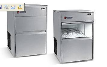 Automatic bullet ice maker IM series