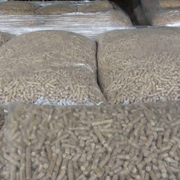 EN Plus / EN A+B Wood Pellets 6mm - 8mm