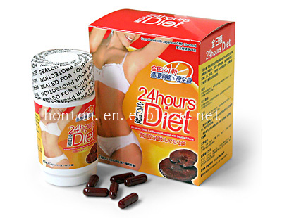 24 HOURS DIET Japan's LINGZHI Slimming Formula