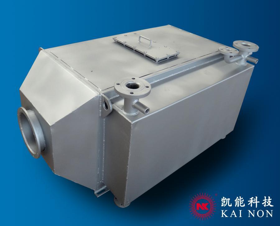 Exhaust Gas Heat Exchanger generator Set Steam Boiler