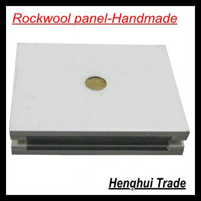 Hand made Rock wool sandwich panel for wall
