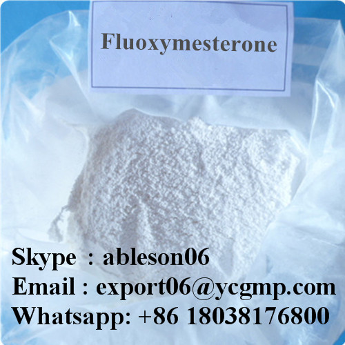 Muscle Building Steroid Powders Fluoxymesterone Halotestin 76-43-7