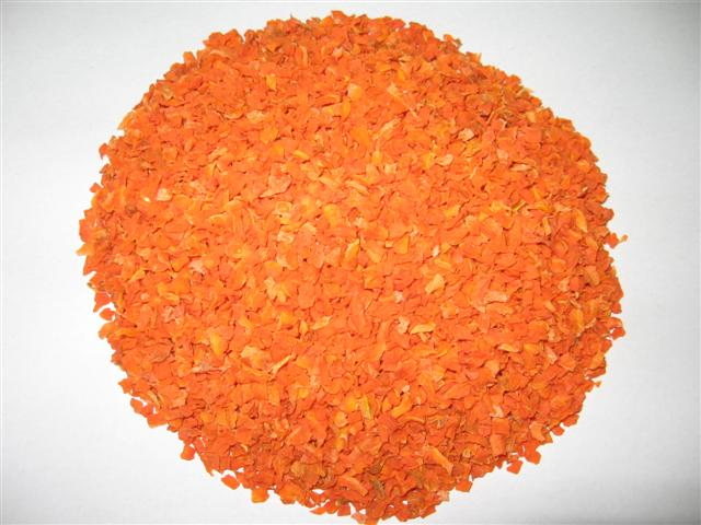 Market Prices for Dried Carrot Granules with 33mm,55mm,1010mm