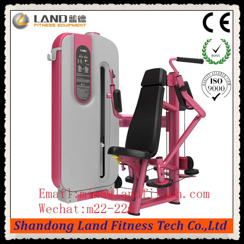 Percor Style Strong Cables Square Tube Body strong strength equipment commercial fitness machine