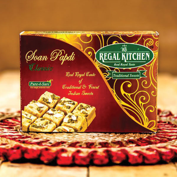 Ready To Eat Soan Papdi Classic - 200gm