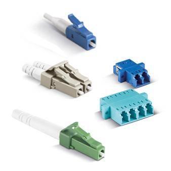 LC Series Fiber Optic Connector