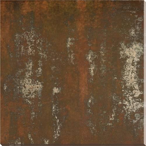 Metallic rustic tiles