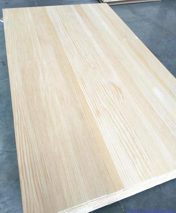 pine edge glued board solid wood board wood panel
