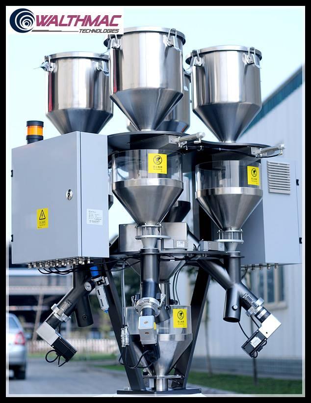 High Precision Gravimetric Continuous Blender