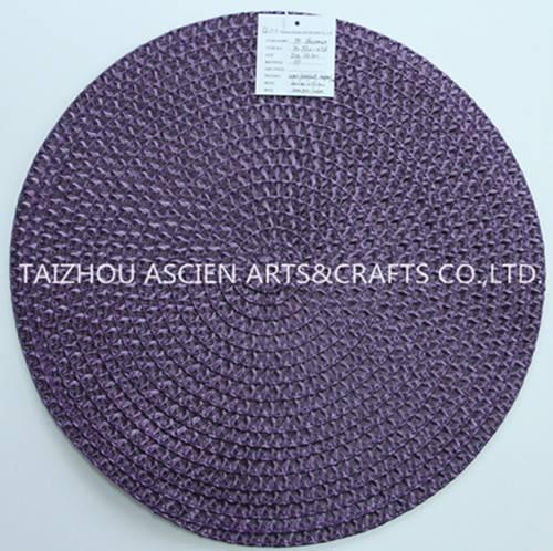 Woven polyester mats YS-PP12-071R