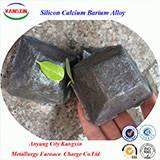 china anyang Silicon-Calcium-Barium Alloy