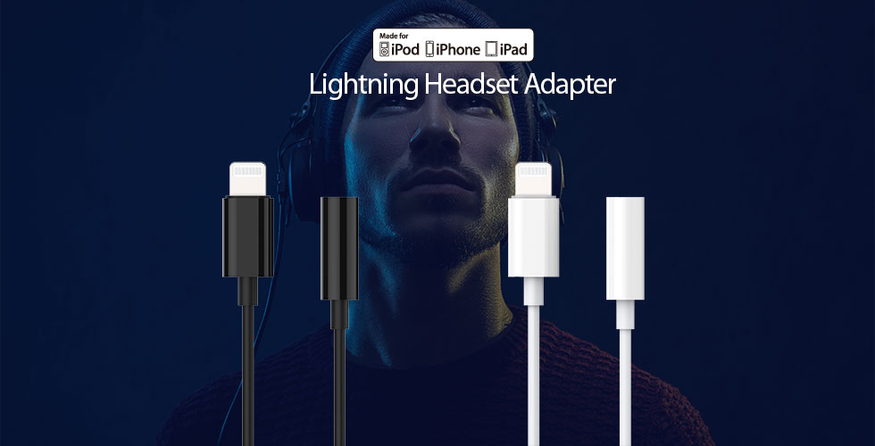Lightning Headset Cable CYD20
