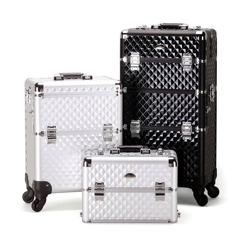 Multi Function Combination Beauty Case Cosmetic Removable Case