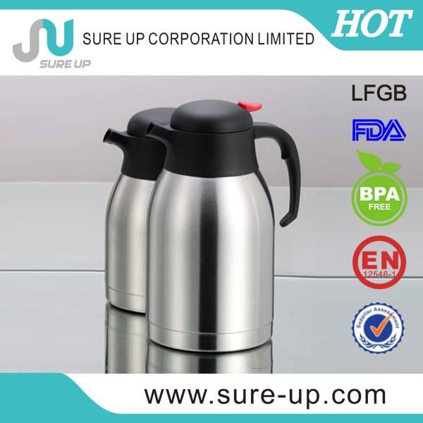new design middle east shop mall quality vacuum flask pots (JSUA)