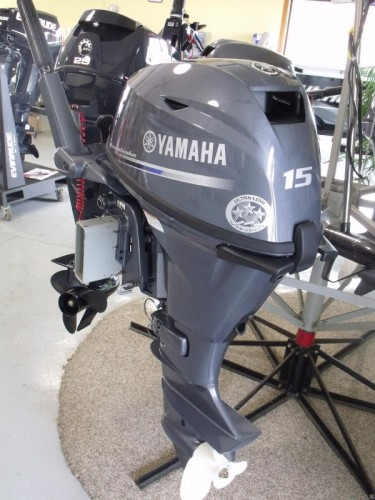 Yamaha 15hp Outboard Engine for Sale