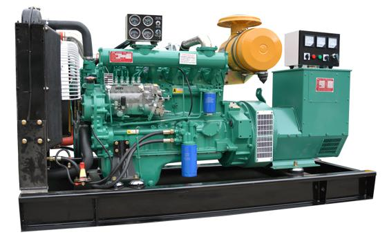 100kva diesel generator with R6105ZD engine produced in China back up generator