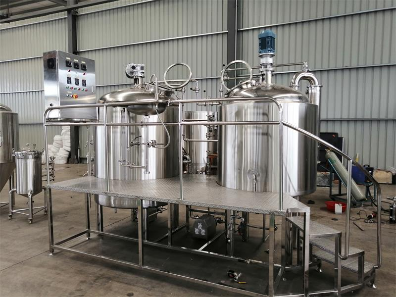 Beer making equipment 1000L brewery tank