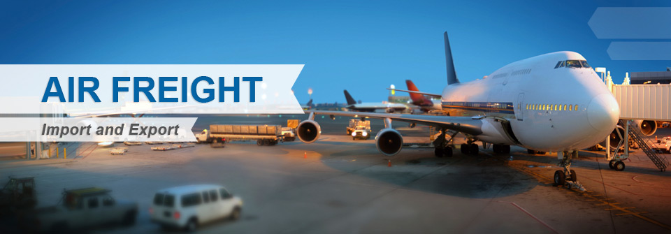 Air Freight from China to Bombay