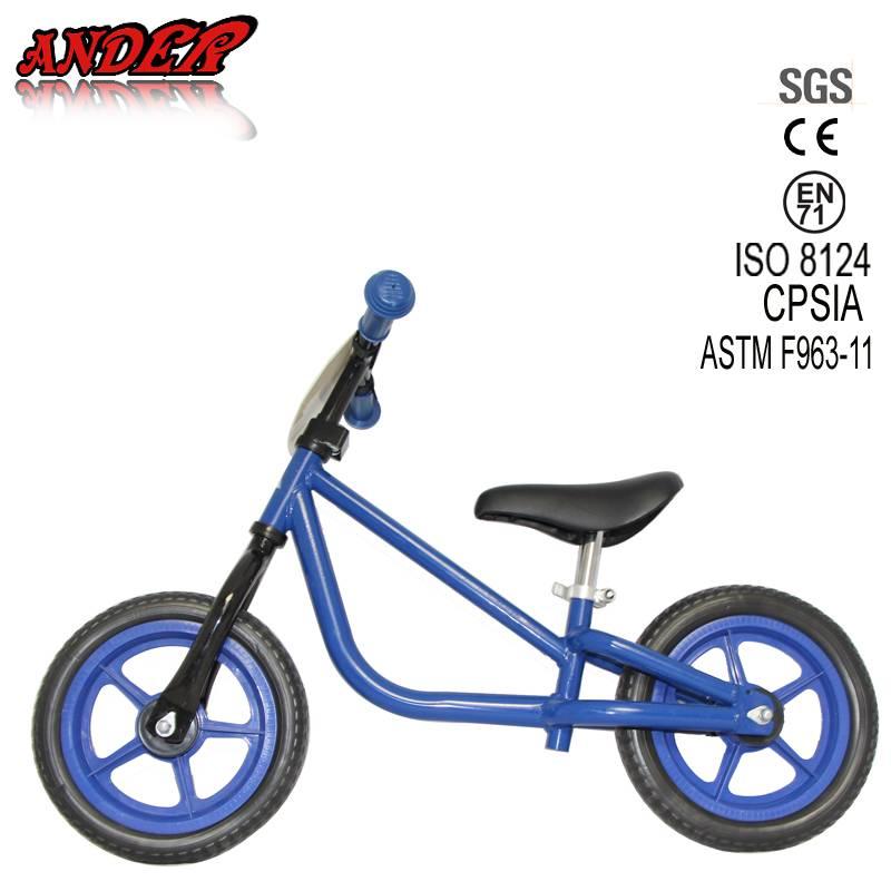 2014 hot sale Balance bike for children Accept OEM Service