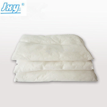 White Oil and Fuel Absorbent Pillow