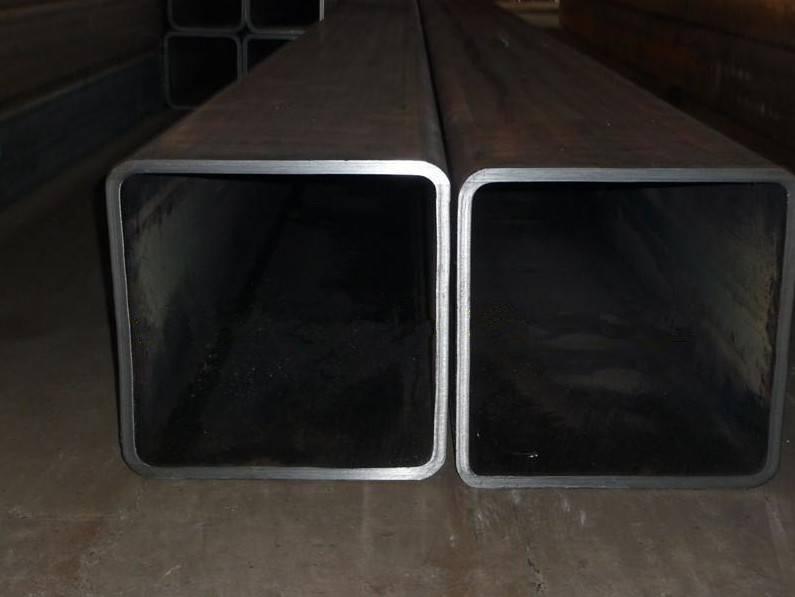 EN 10219 square steel pipe