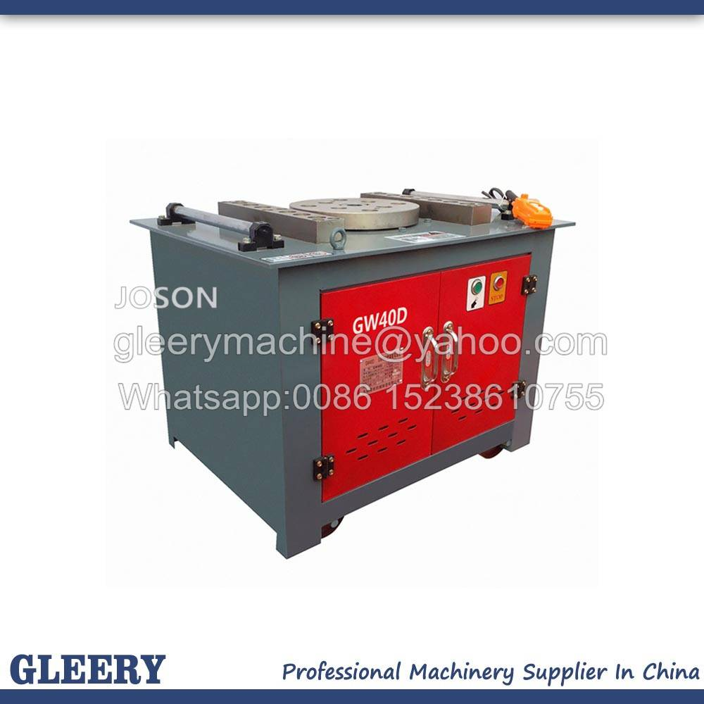 GW40D Steel bar bending machine