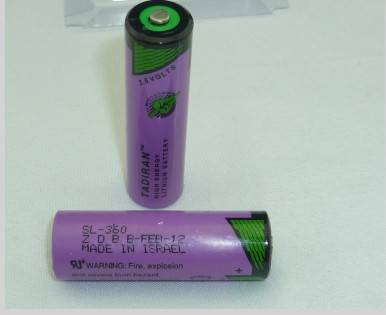 Tadiran AA Non-rechargeable Lithium Battery SL-360