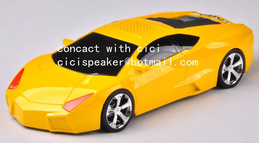 Small Music Speaker and Powerful Loudspeakers Mini Y-398 Music Speakers For USB Lovely Speakers with