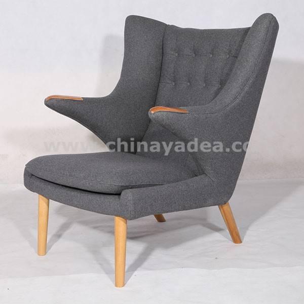 Papa Bear Chair and Ottoman PV054