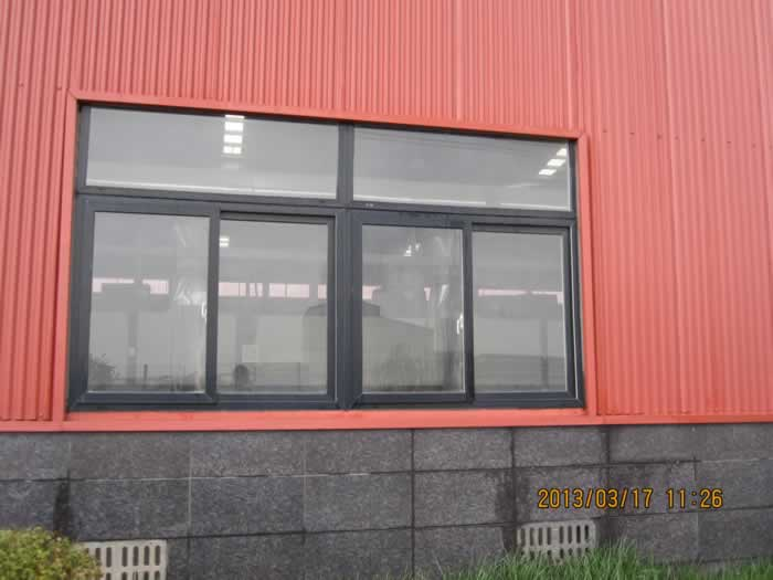 high quality steel structure shed for warehouse
