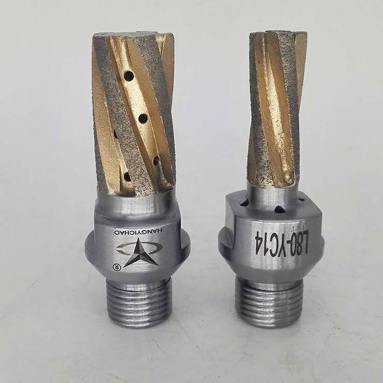 Glass milling cutter