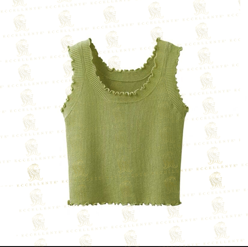 Classic Solid Tank
