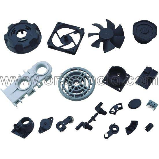 All kinds of Plastic parts