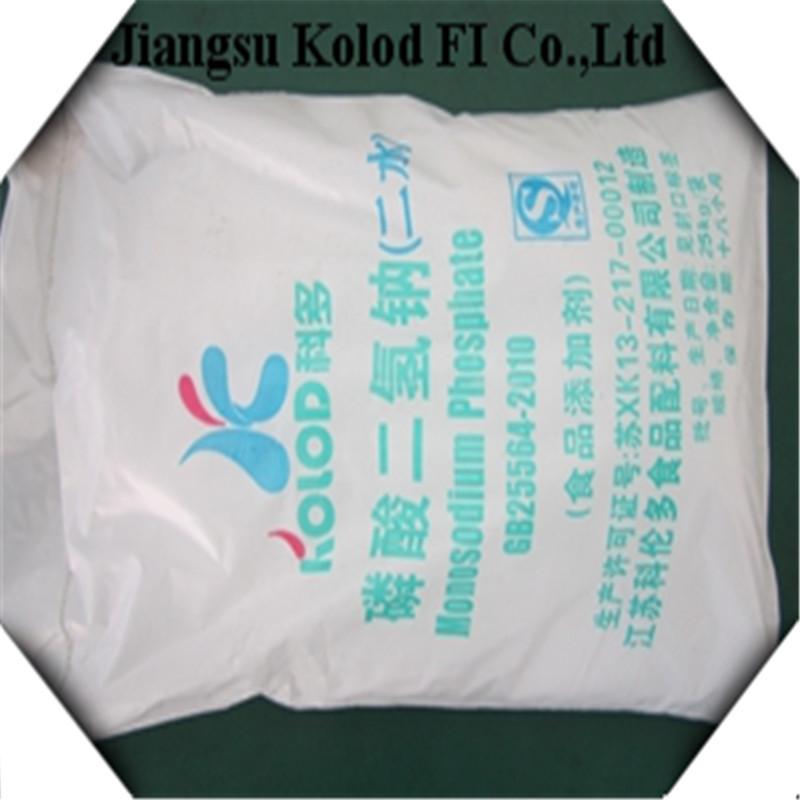 MONOSODIUM PHOSPHATE food/pharma grade manufacturer