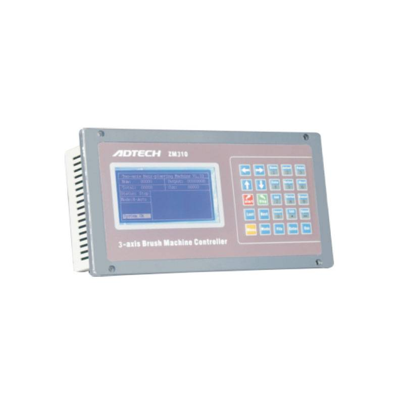 Hot sale AD-ZM 310 3 Axis brush controller with self-colored display