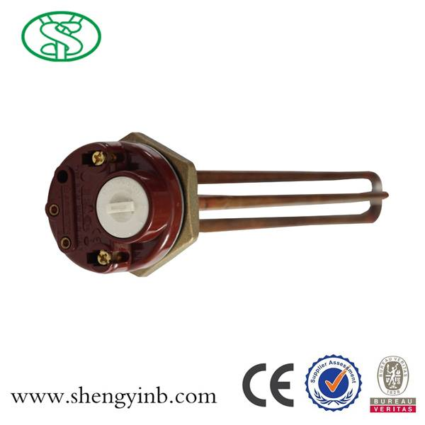 CE certificate immersion electric heater heating element for electric water heater