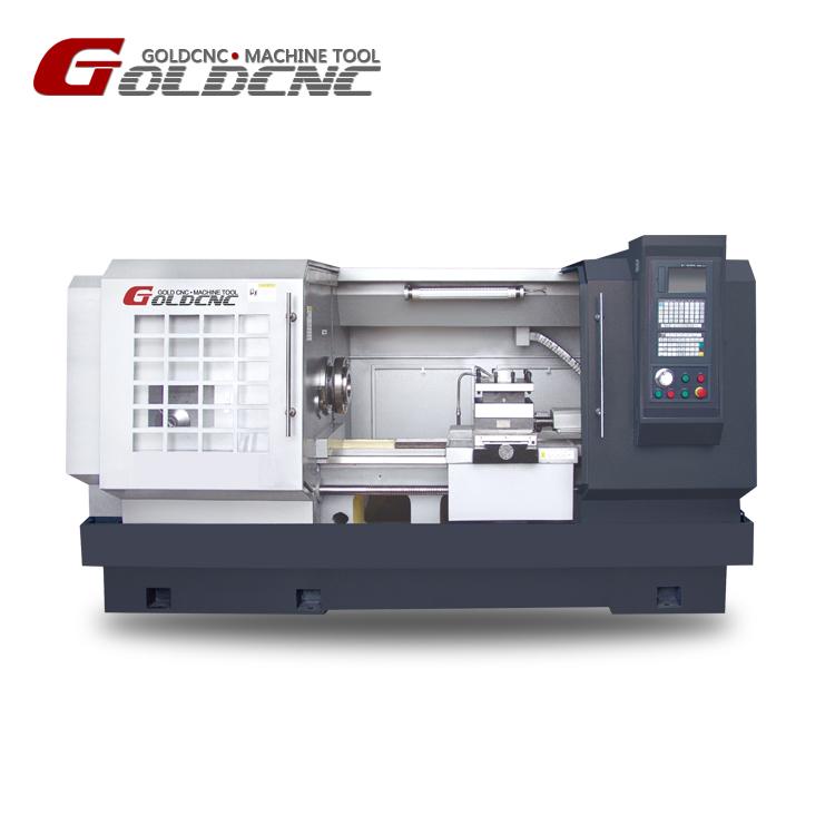 Automatic cnc lathe machine metal automatic for sale