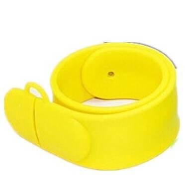 Wristband memory stick flip made in china supplier of flip usb drive wristband 8GB usb flash drive