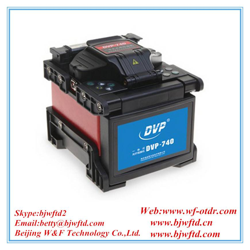 Chinese fusion splicer DVP-740