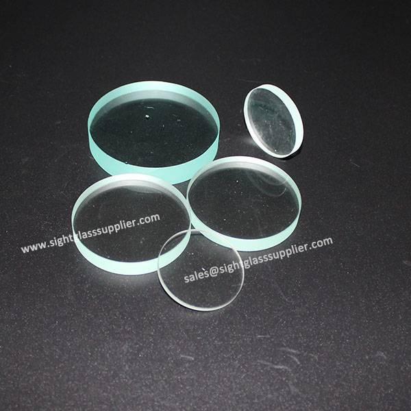 Clear High Working Temperature Quartz Glass Plate