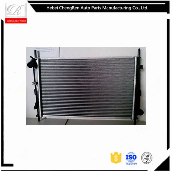 Cooling Aluminum Auto Radiator For Ford Mondeo 2.0