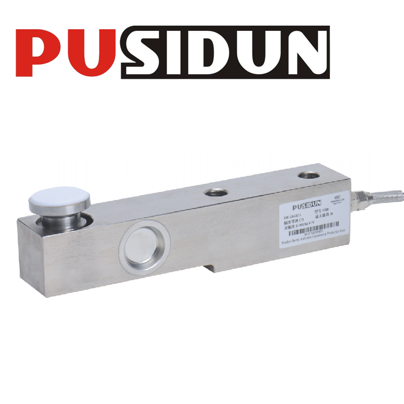 Single-Ended Shear Beam Load Cell 500kg~3000kg PSB