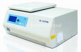 High-Speed Tabletop Refrigerated Centrifuge H-1850R