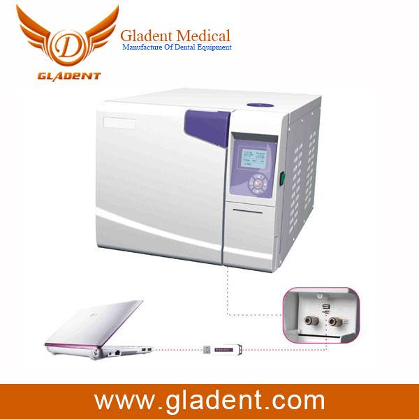 dental Automatic autoclave with printer (18L)