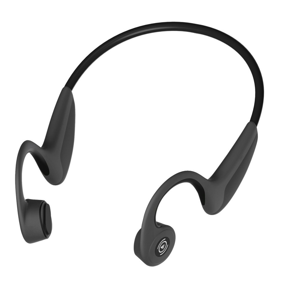 2019 hot sale rechargeable bluetooth headset Z8 smart bone conduction wireless for ears free