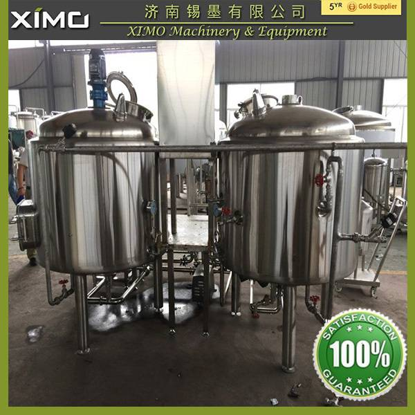 Beer Brewhouse, Beer Brewery, Electric Heating Beer Brewing Equipment